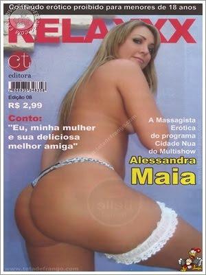 Alessandra Maia – Relaxxx 09.2010