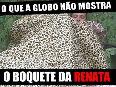 BBB12 – O Boquete da Renata