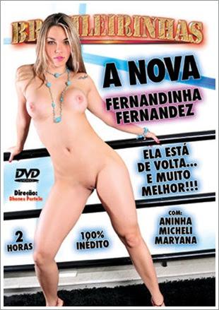 Brasileirinhas – Fernandinha Fernandez