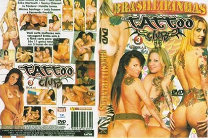 Brasileirinhas – Tattoo Club