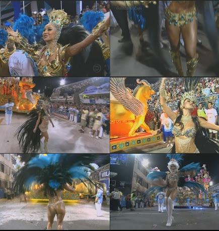Carnaval – Sabrina, Barbara, Laura