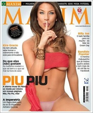 Elisiane Benites (Piupiu) – Maxim 10.2010