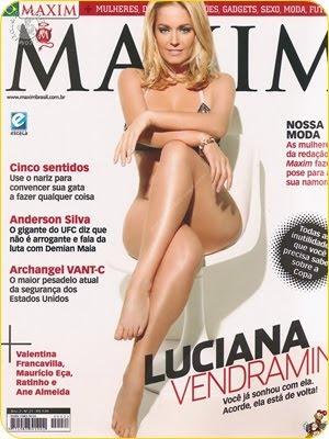 Luciana Vendramini – Maxim Brasil 06.2010