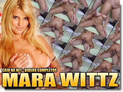 Mara Wittz – Caiu na Net