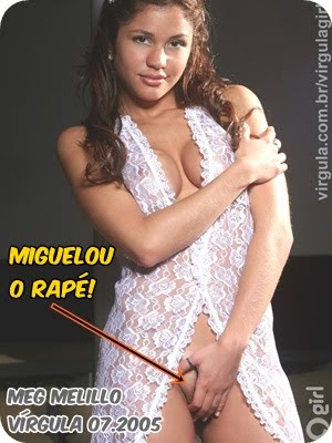 Meg Melillo – Big Brother Brasil 11