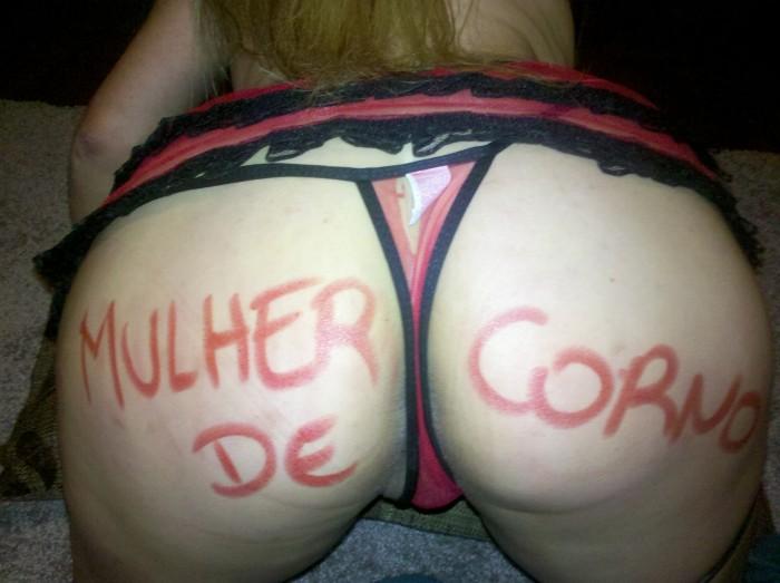 Mulher de Corno