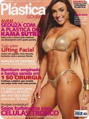 Nicole Bahls – Plástica & Beleza