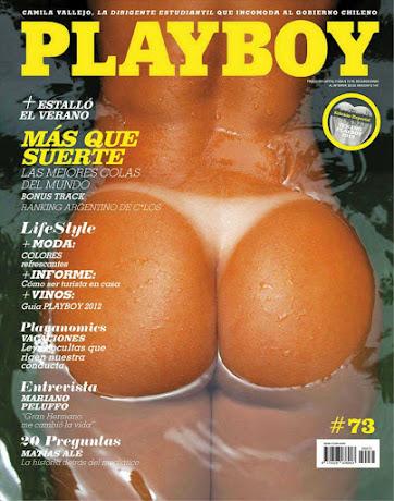 Playboy Argentina – Juju Salimeni