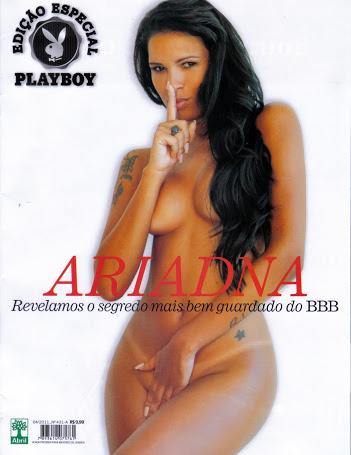 Playboy Especial – Ariadna BBB11