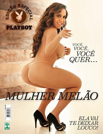 Playboy Especial – Mulher Melão