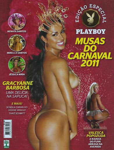 Playboy Especial – Musas do Carnaval 2011