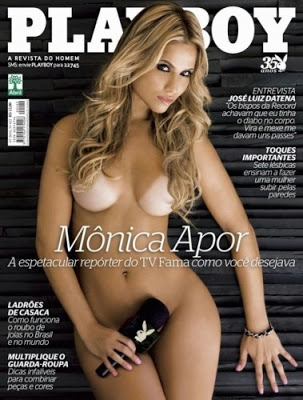 Playboy – Monica Apor