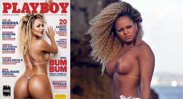 Playboy Portugal – Erika Canella (previa)