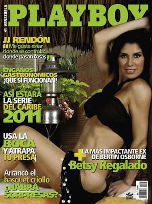 Playboy Venezuela – Betsy Regalado