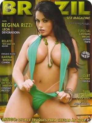 Regina Rizzi – Revista Brazil 04.2010