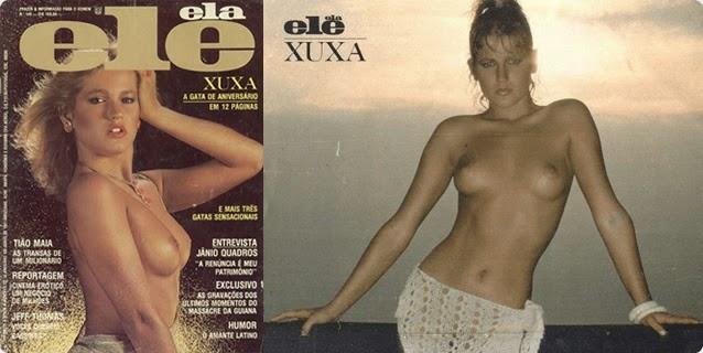 Revista Ele e Ela – Xuxa