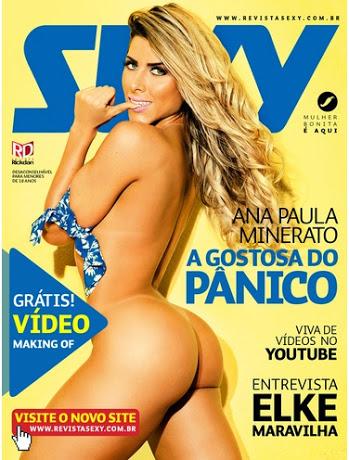 Sexy Agosto – Ana Paula Minerato