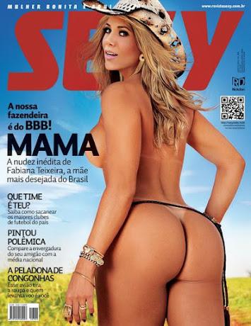Sexy Agosto – Fabiana BBB12