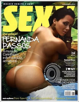 Sexy Dezembro – Fernanda Passos
