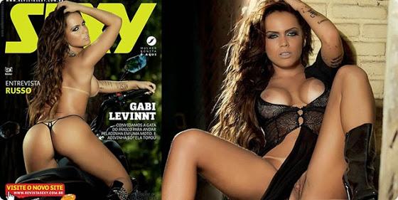 Sexy Dezembro – Gabi Panicat
