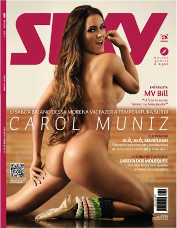 Sexy Julho – Carol Muniz