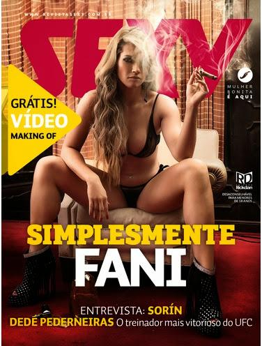 Sexy Maio – Fani Pacheco