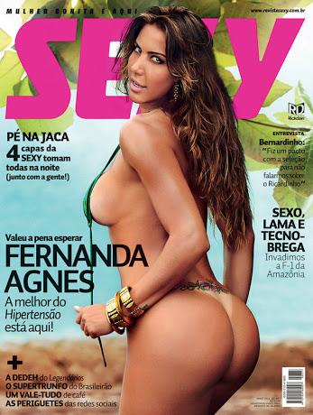 Sexy Maio – Fernanda Agnes
