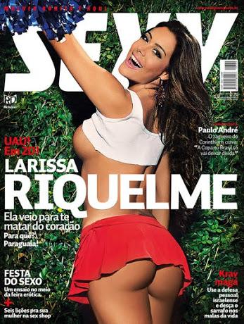 Sexy Maio – Larissa Riquelme