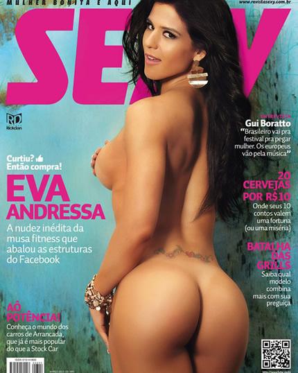 Sexy Março – Eva Andressa