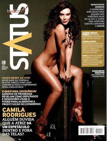 Status – Camila Rodrigues