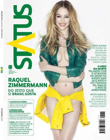 Status – Raquel Zimmermann