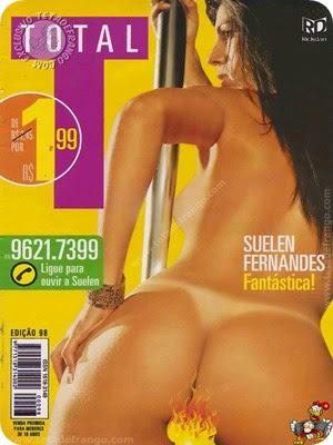 Suelen Fernandes – Revista Total