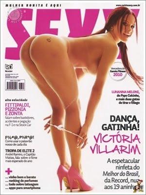 Victória Villarim – Sexy 10.2010