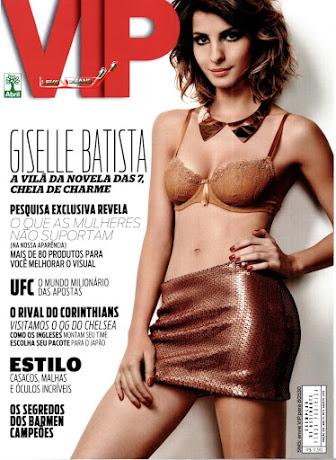 VIP – Giselle Batista