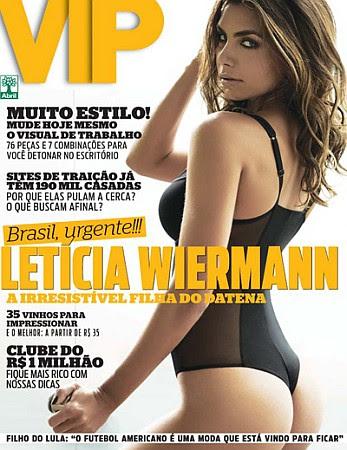 VIP – Letícia (Filha do Datena)