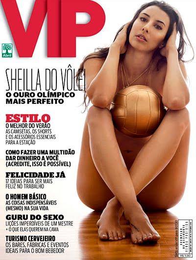 VIP – Sheilla Castro