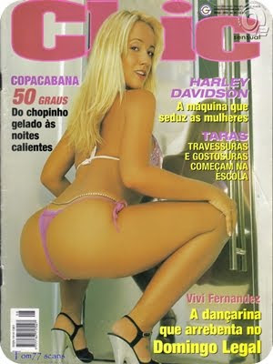 Vivi Fernandez – Revista Chic e Sensual